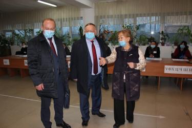 Мониторинг досрочных выборов Президента Кыргызской Республики (10 января 2021 года)