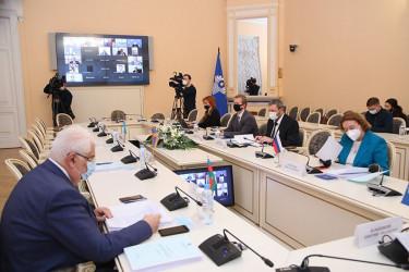 Заседание Постоянной комиссии МПА СНГ по социальной политике и правам человека (26 ноября 2020 года)