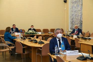 Заседание Постоянной комиссии МПА СНГ по экономике и финансам (26 ноября 2020 года)