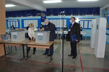 Мониторинг выборов Президента Республики Молдова (15 ноября 2020 года)