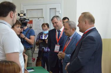 Мониторинг выборов Президента Республики Беларусь (9 августа 2020 года)