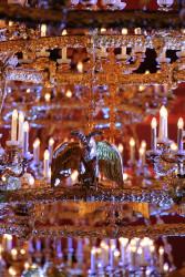 На экскурсиях в Таврическом дворце