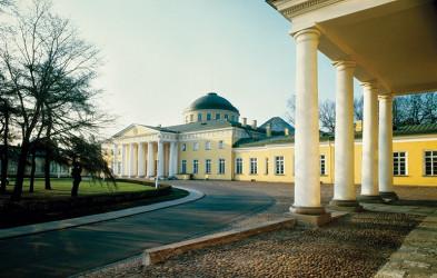Таврический дворец - памятник истории