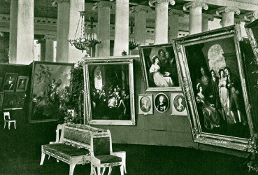 Исторические выставки в Таврическом дворце