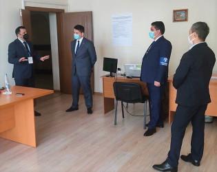Баку: голосование на референдуме по проекту новой Конституции Кыргызской Республики