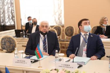 заседание Постоянной комиссии МПА СНГ по политическим вопросам и международному сотрудничеству, 15.04.2021