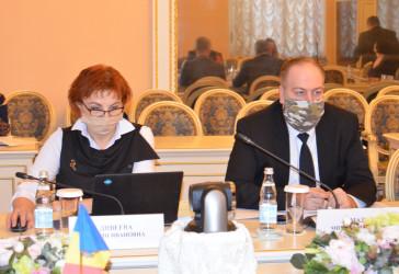 Заседание ПК МПА СНГ по социальной политике и правам человека, 21.04.2021