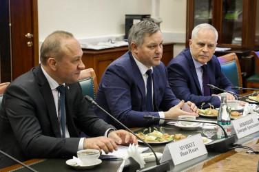 Встреча в ЦИК России