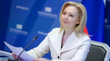 Заместитель Председателя нижней палаты российского парламента Ольга Тимофеева