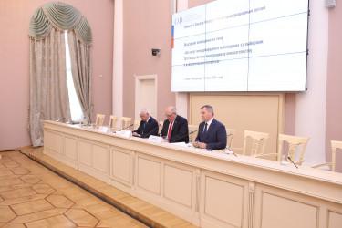Совещание «Институт международного наблюдения за выборами. Противодействие иностранному вмешательству в избирательные процессы», 13.05.2021