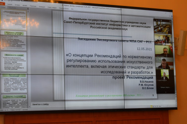 Экспертный совет МПА СНГ — РСС_ 19 мая 2020