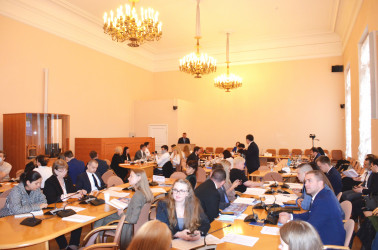 конференция «Участие молодежи в избирательном процессе
