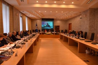 Заседание Постоянной комиссии Межпарламентской Ассамблеи СНГ по аграрной политике, природным ресурсам и экологии
