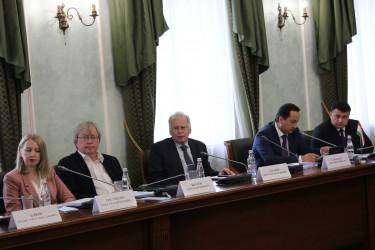 Заседание Постоянной комиссии МПА СНГ по культуре, информации, туризму и спорту
