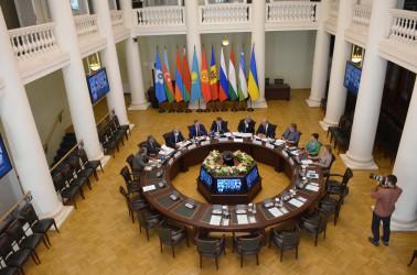Заседание Экспертного совета по науке и образованию при Межпарламентской Ассамблее СНГ