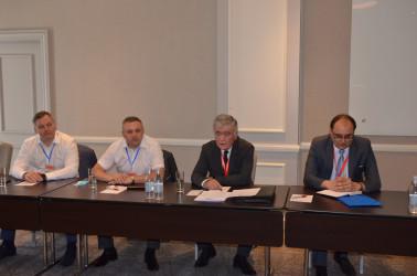 Наблюдатели от МПА СНГ на выборах в Армении встретились с руководством мониторинговой миссии БДИПЧ ОБСЕ. 20.06.2021