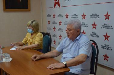 Встречи наблюдателей с представителями партий. 10 июля 2021