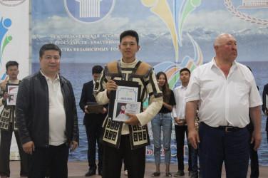 Дети Содружества. Касым Акнур, Казахстан. 2017