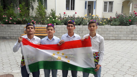 Дети Содружества. Умедджон Иноятов, Таджикистан. 2017
