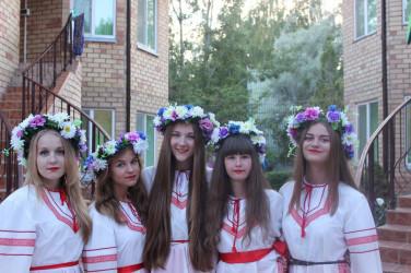 Дети Содружества. Анастасия Калинина, Беларусь. 2015-2016