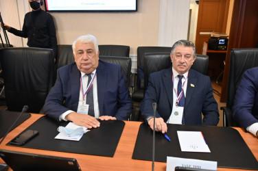 Международные наблюдатели провели встречу в верхней палате российского парламента
