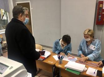 Наблюдатели от МПА СНГ присутствовали при открытии участков на выборах в Государственную Думу 19 сентября
