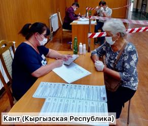 Зарубежные избирательные участки