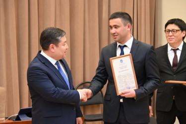 Представители органов администрирования выборов Кыргызстана провели в Санкт-Петербурге ряд встреч