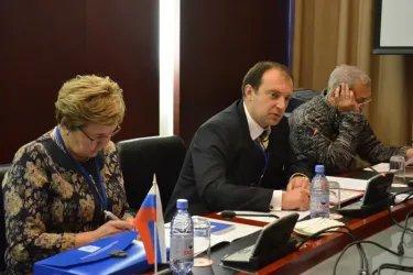 Координационное совещание наблюдателей от МПА СНГ в Астане