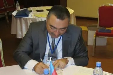 Координационное совещание наблюдателей от МПА СНГ в Алматы