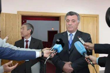 Выборы в Сенат Парламента Казахстана в Акмолинской области