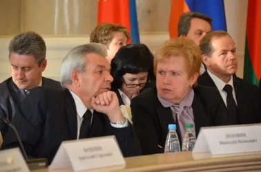 «Избирательные процессы на пространстве СНГ» 11.11.2014