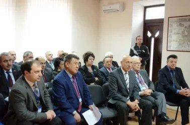 Встреча с председателем Коммунистической партии Молдовы