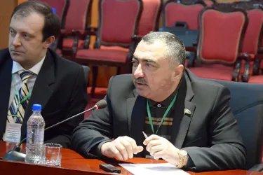 Встреча с лидером Аграрной партии Таджикистана