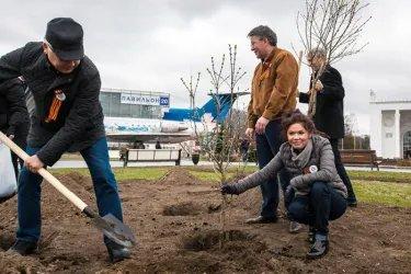 Акция МПА СНГ «Зеленая волна» в Москве