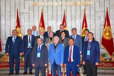 Встреча с представителями Социал-демократической партии Кыргызстана