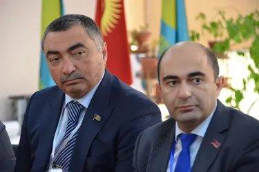Встреча с представителями партии «Республика – Ата Журт»
