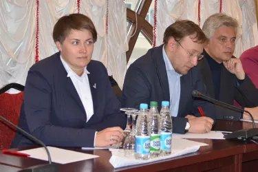 Встреча с кандидатом в Президенты Республики Беларусь Татьяной Короткевич