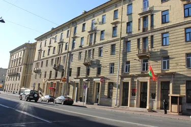 Избирательный участок в Санкт-Петербурге