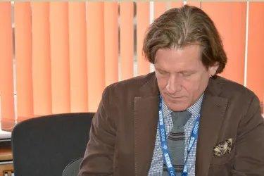 Встреча с главой Миссии наблюдателей от БДИПЧ ОБСЕ