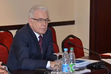 Встреча с руководителем Миссии наблюдателей от ПА СЕ