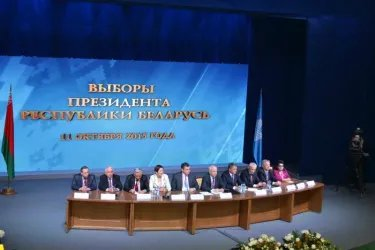 Пресс-конференция наблюдателей от миссии Содружества Независимых Государств 12.10.2015