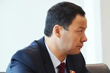 Встреча с представителями партии «Нур-Отан»