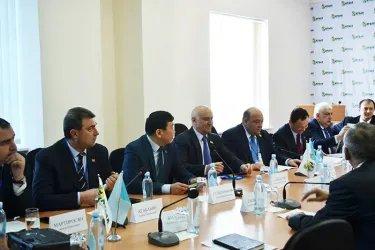 Встреча с представителями партии «Ауыл»