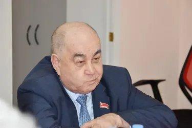 Встреча наблюдателей от МПА СНГ с руководством Коммунистической народной партии