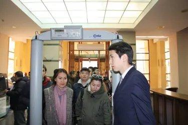 Зарубежный избирательный участок в Москве