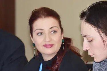 Встреча наблюдателей от МПА СНГ с Мариеттой Тидей главой Миссии международных наблюдателей от ПА ОБСЕ