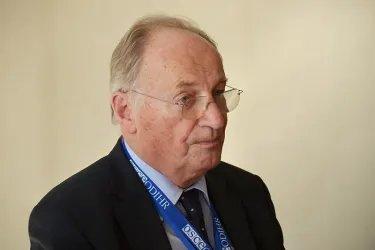 Встреча наблюдателей от МПА СНГ с Борисом Фрлецем главой Миссии международных наблюдателей от БДИПЧ ОБСЕ