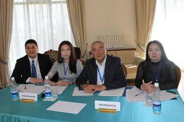Зарубежный избирательный участок в Бишкеке