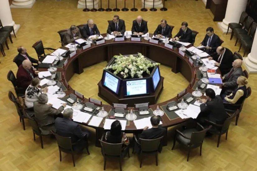 Заседание Экспертного совета МПА СНГ и Регионального содружества в области связи